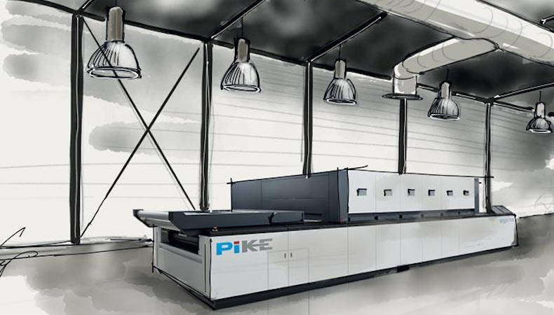 SPGPrints presents Pike at FESPA Mexico 2017