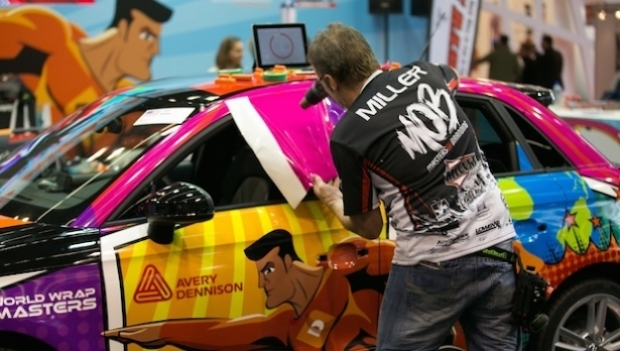 Become a Wrap Master at FESPA 2017