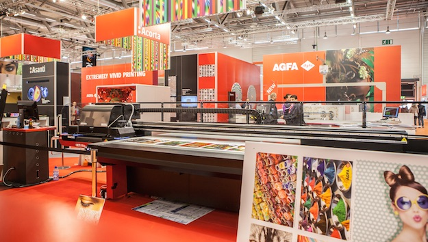 Agfa to show the new Anapurna H2500i LED at FESPA Africa