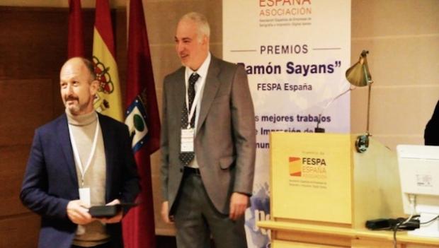 FESPA España entrega la segunda edición de los Premios Ramón Sayans
