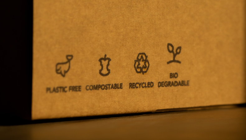 Residuos de envases aún no clasificados