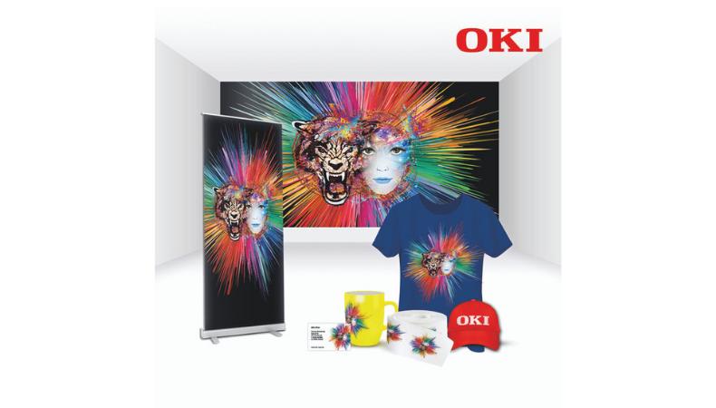 OKI setzt auf neue Maßstäbe in Sachen Kreativität und Farbe
