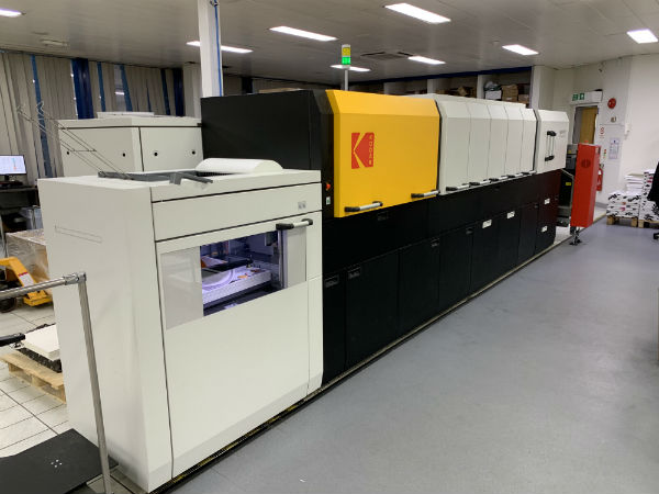 Matthews the Printers becomes first UK printer to purchase a KODAK NEXFINITY Digital Press