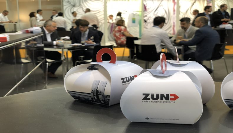 Zund at FESPA 2020 – standardized data preparation, versatile cutting