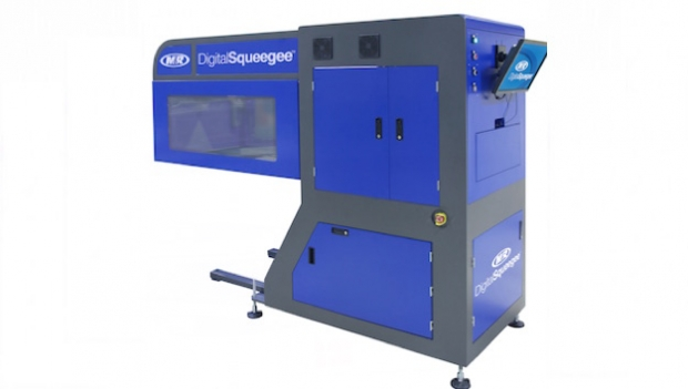 M&R to launch DigitalSqueegee printhead at FESPA 2017