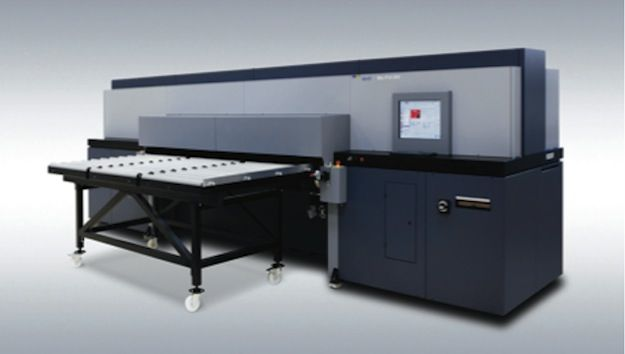 Digital Dots - Durst Rho P10-200 wide format UV-curing printer testing