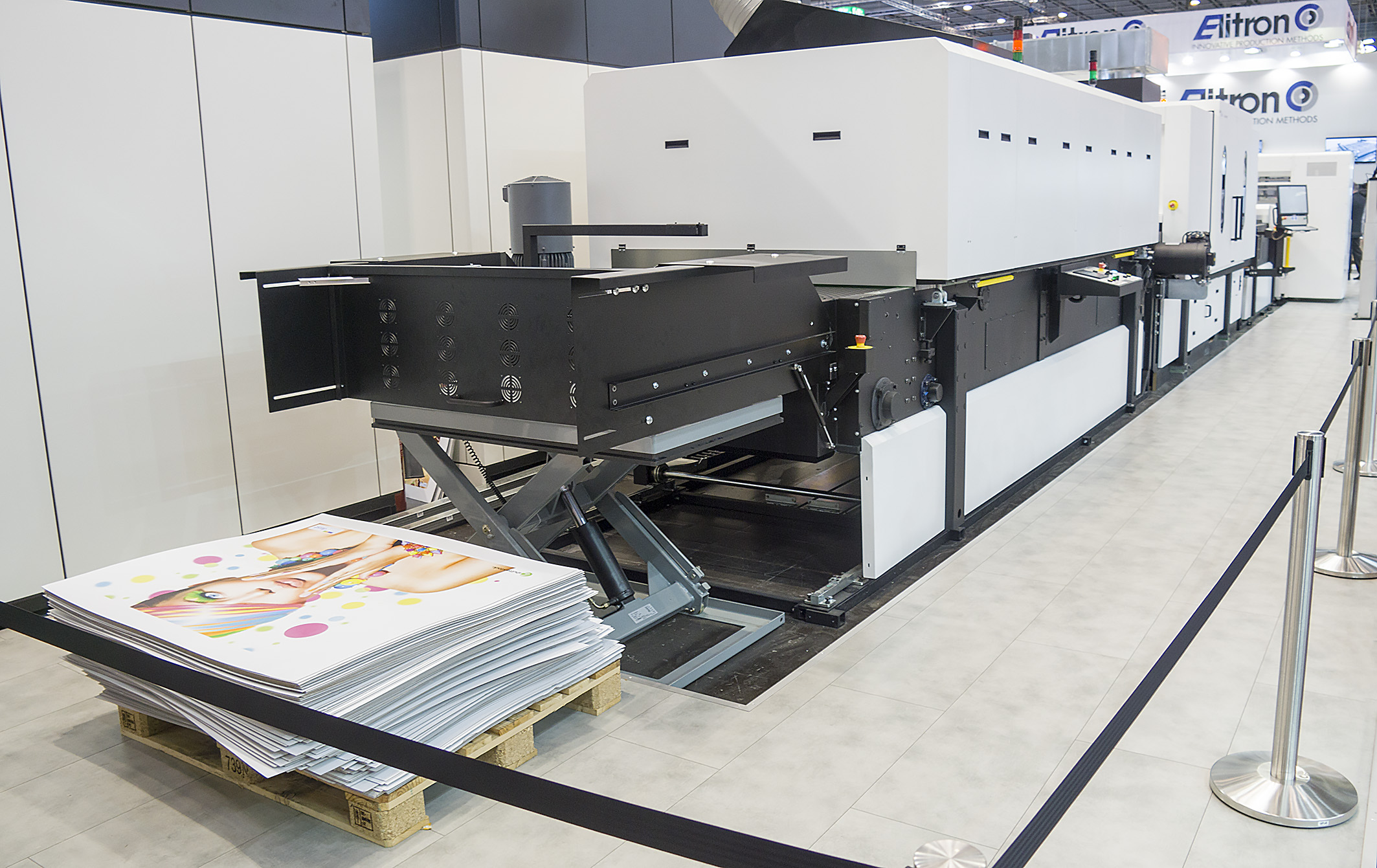 07 Durst Corrugated press Drupa 16