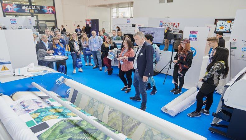 Print Make Wear se centra en la confección de ropa deportiva en FESPA Global Print Expo 2020