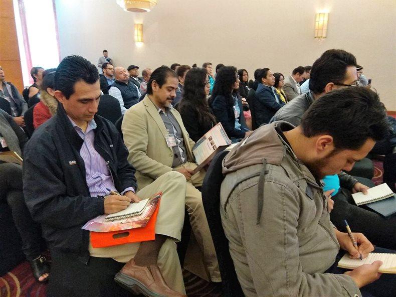 FESPA Print Mexico Congress 2018 revolucionando a la industria de la impresión textil en México