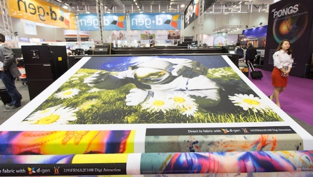 FESPA Textile partner lineup revealed