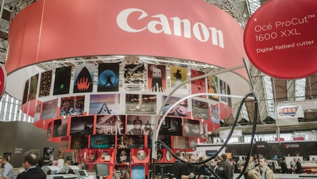 Canon unveils new Océ Arizona 1200 series at FESPA Digital