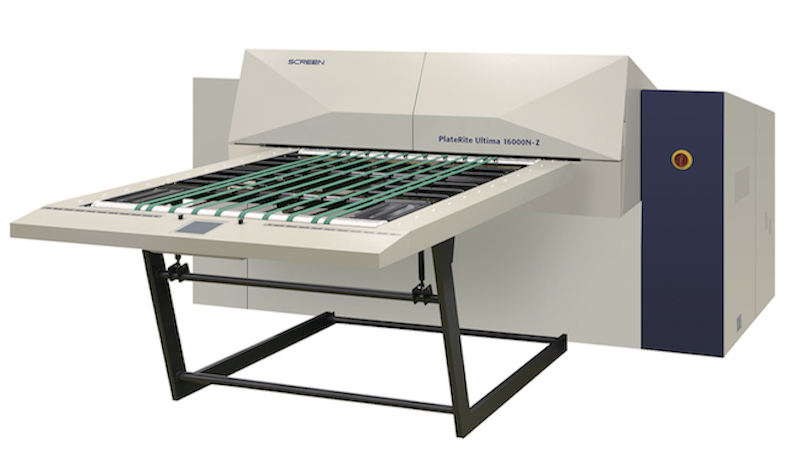 Screen announces new PlateRite Ultima 16000N series