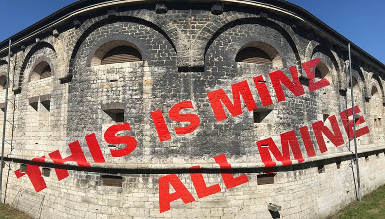 Aslan und Gröner unterstützen großformatiges Kunstprojekt in Ulm