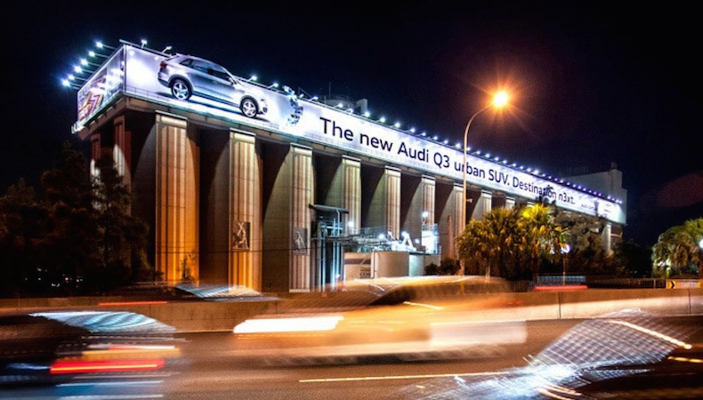 Report shows OOH advertising drives greater ROI