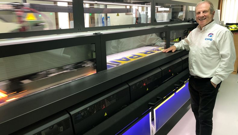 OPG to match modern expectations with new HP Latex 3200