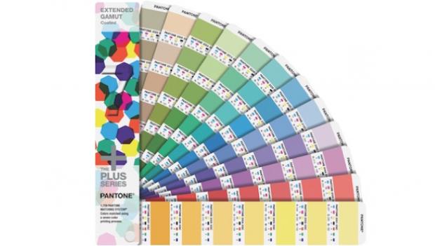 Pantone-Farbabstimmung für Tintensets mit erweitertem Farbraum