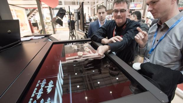 Mimaki presents new 3D printer at FESPA