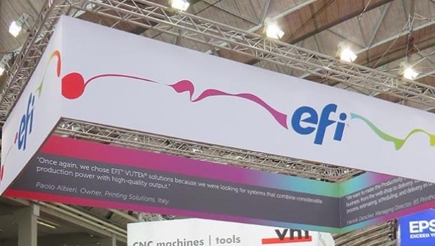 EFI presenta seis nuevas impresoras en FESPA Digital 2016