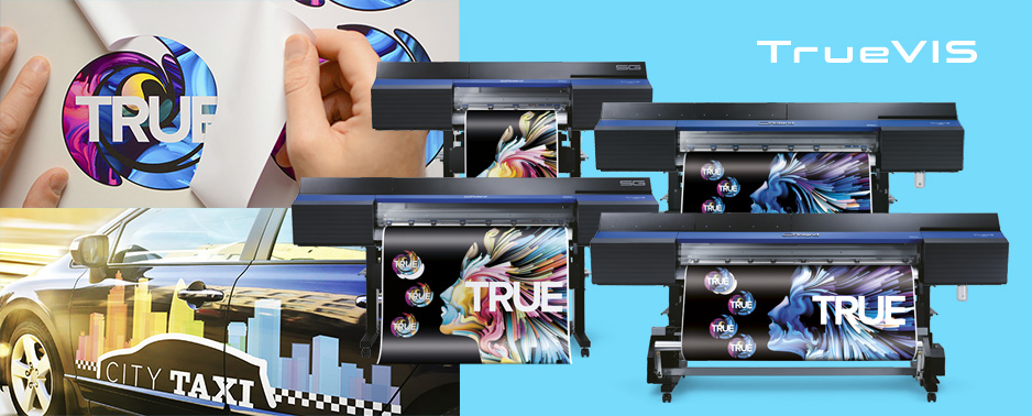Roland DG to showcase widest range of advanced print and cut