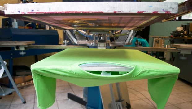 Quality control in Textile Screen Printing