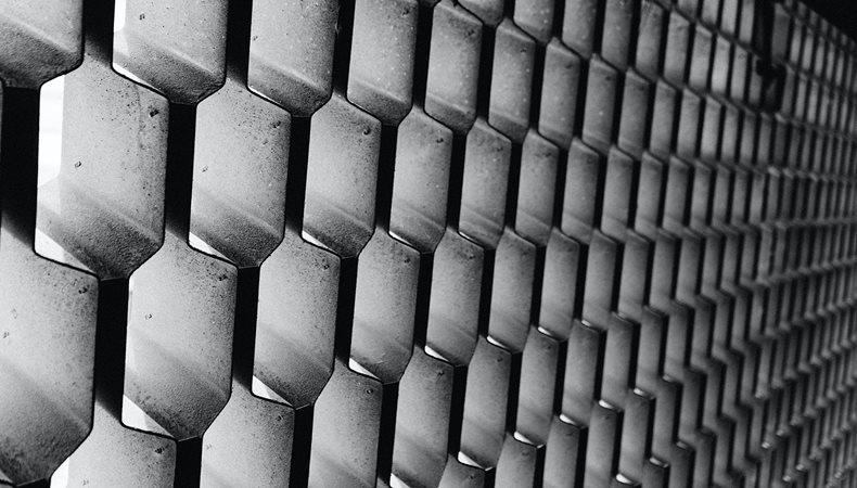 Metalldruck und Dekoration