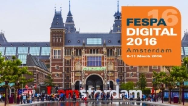 FESPA vuelve a Amsterdam en 2016 para celebrar su feria digital