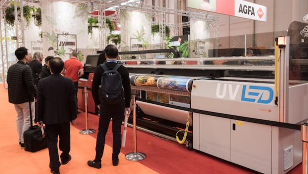 Agfa unveils new UV LED printers at FESPA 2017