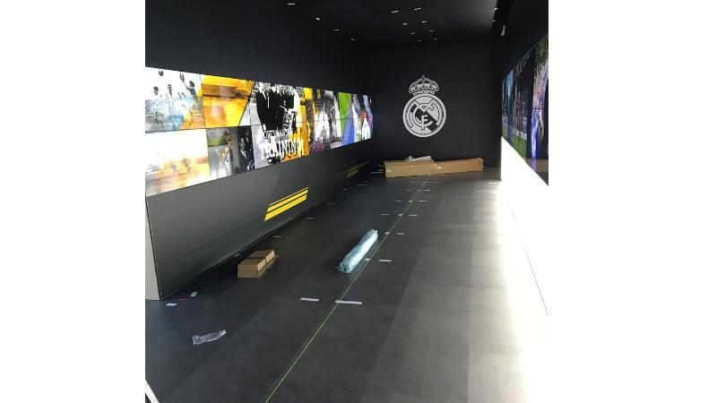 """BrightSign gana """"por goleada"""" con proyecto del Real Madrid"""