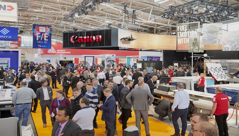 Exhibitor community lines up for FESPA Global Print Expo 2021 in Amsterdam