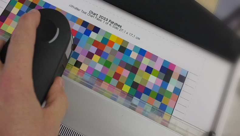 Colour management policies for clients