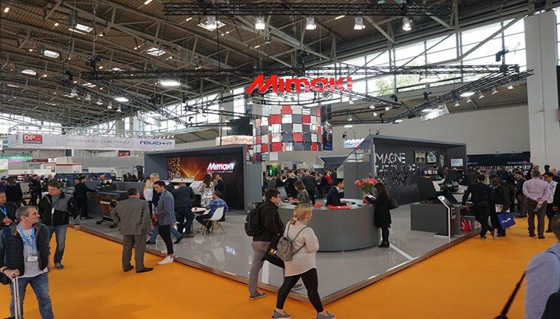 Mimaki vertreibt jetzt Großformat-Inkjetdrucker von OKI