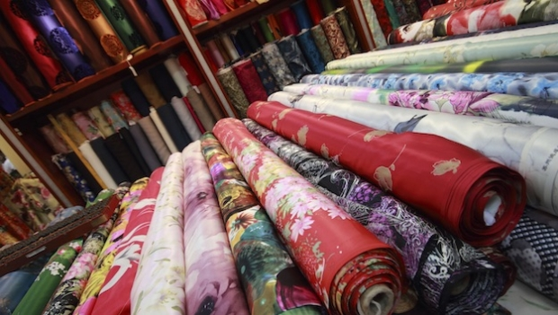 Ongoing growth in large format digital textile print
