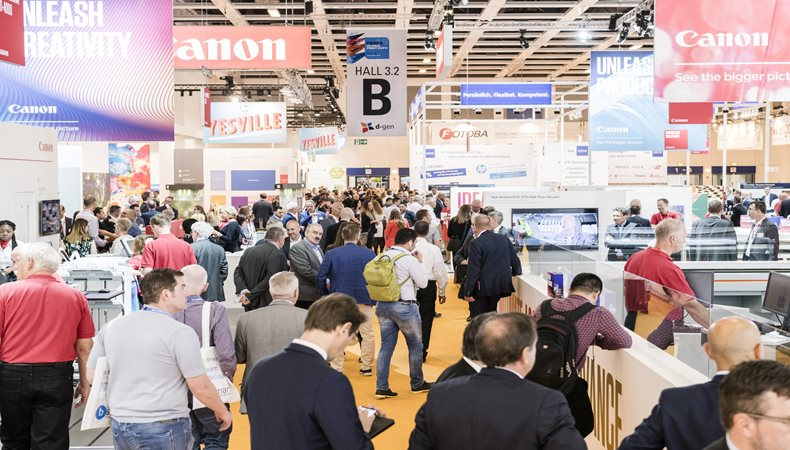 Discover an explosion of possibilities at Global Print Expo 2019