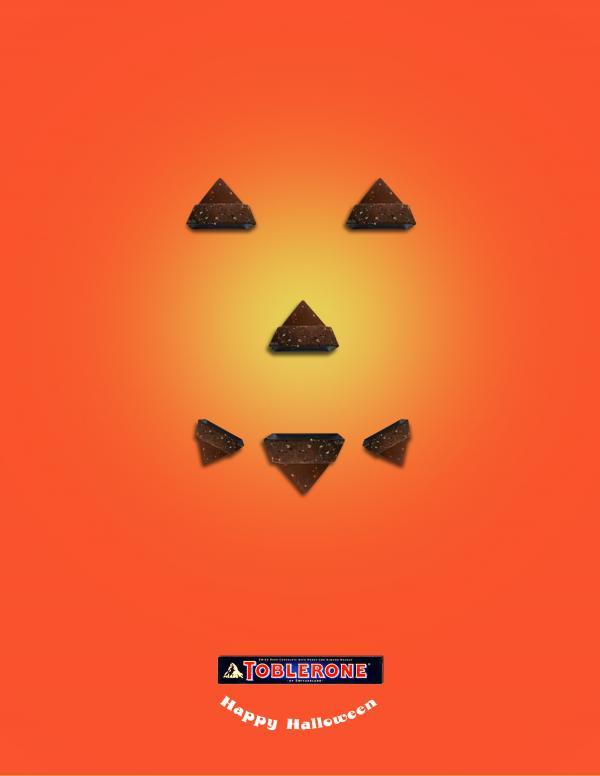 toblerone - Halloween Prints