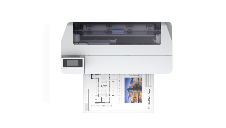 Epson eyes wide-reaching appeal with new large-format plotter