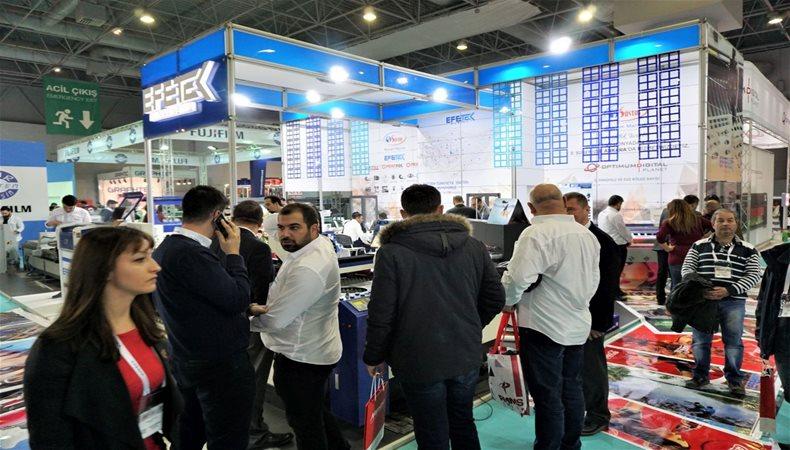 FESPA Eurasia 2018: Mit Schwung in die sechste Auflage