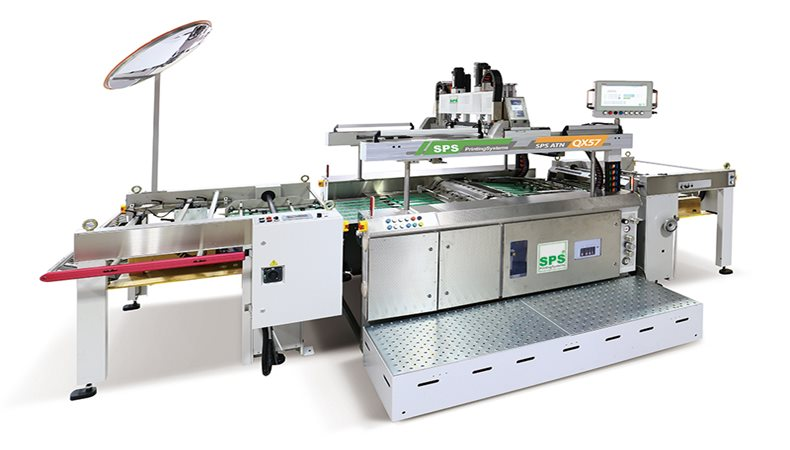 SPS TechnoScreen to launch new generation ASTRON QX57 at the Global Print Expo 2019