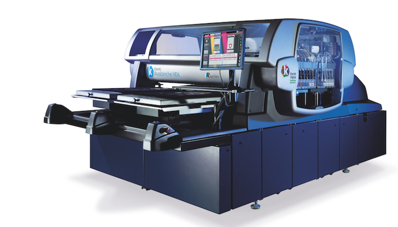 Kornit Digital adds HD print technology to Avalanche