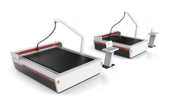 Trotec presenta en FESPA 2017 la nueva serie de cortadoras láser