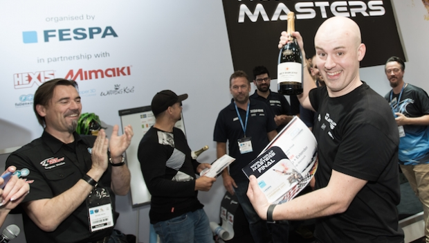Sjöström clinches FESPA World Wrap Masters Series title