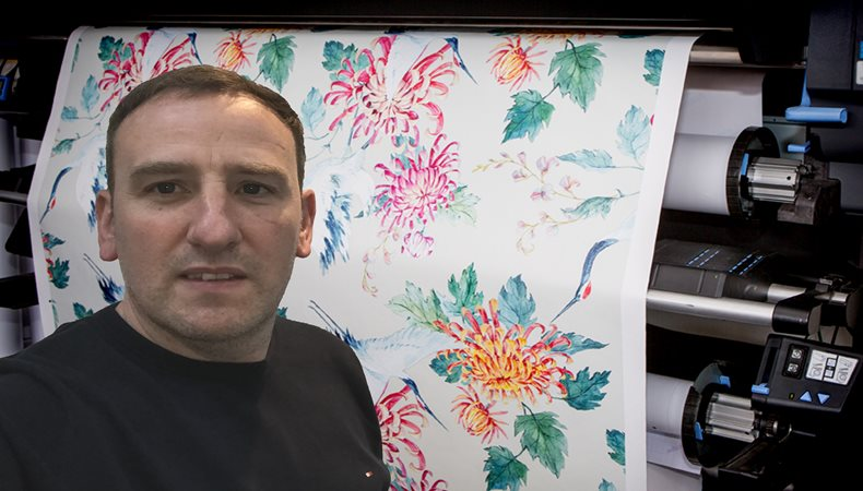 Manchester Printing Services finds new opportunity in Interior Décor