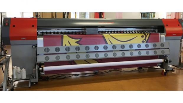 Lüscher-Tschudi – die Textildruck-Profis auf der FESPA 2017