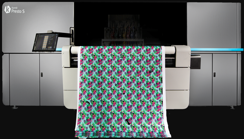 Kornit Digital introduces NeoPigment Robusto Softener Solution for fashion on demand