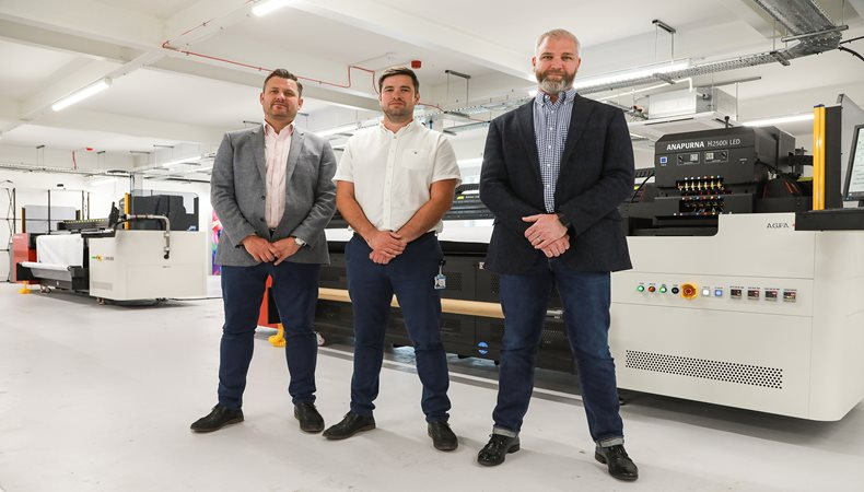 Solopress eyes wide-format growth with double Agfa investment
