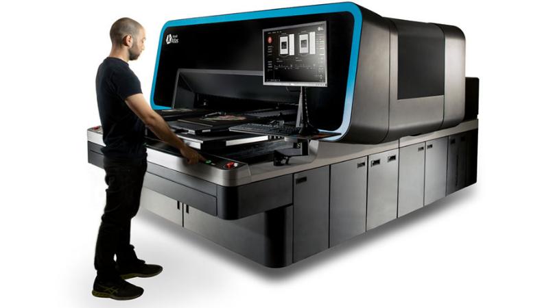 """Kornit Digital bringt die Atlas für den """"superindustriellen"""" Textildirektdruck auf den Markt"""