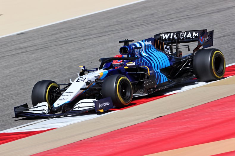 3D print makes its mark in Formula One with Williams Racing