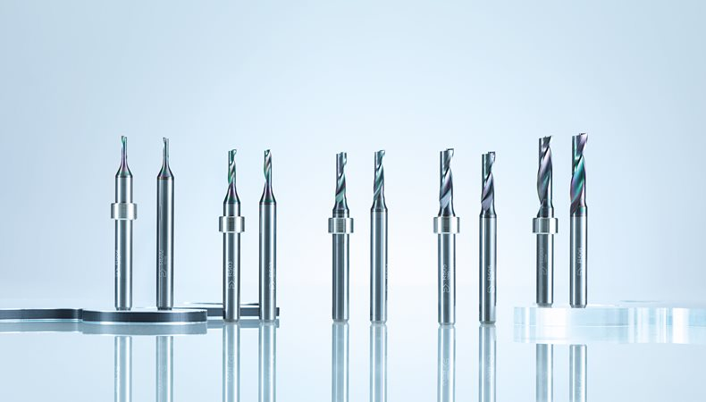 Zünd introduced new DLC-coated router bits for improved efficiency