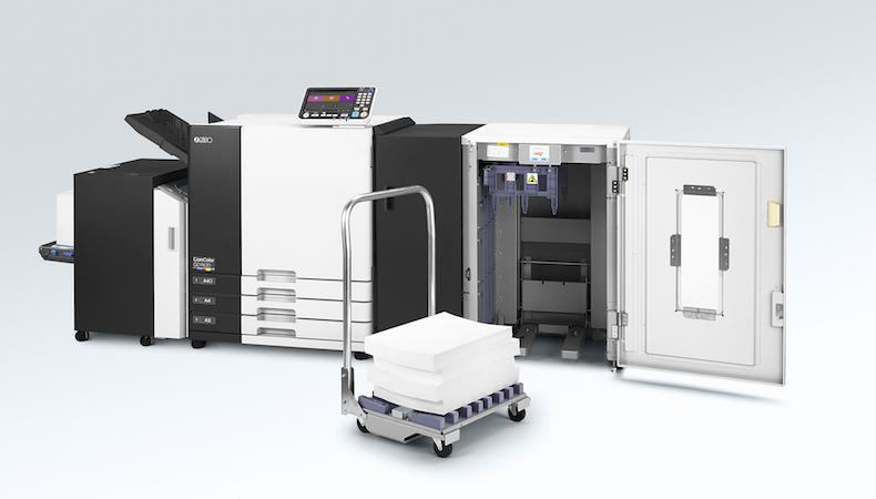 RISO mostrará en FESPA la impresora inkjet a todo color más veloz del mundo