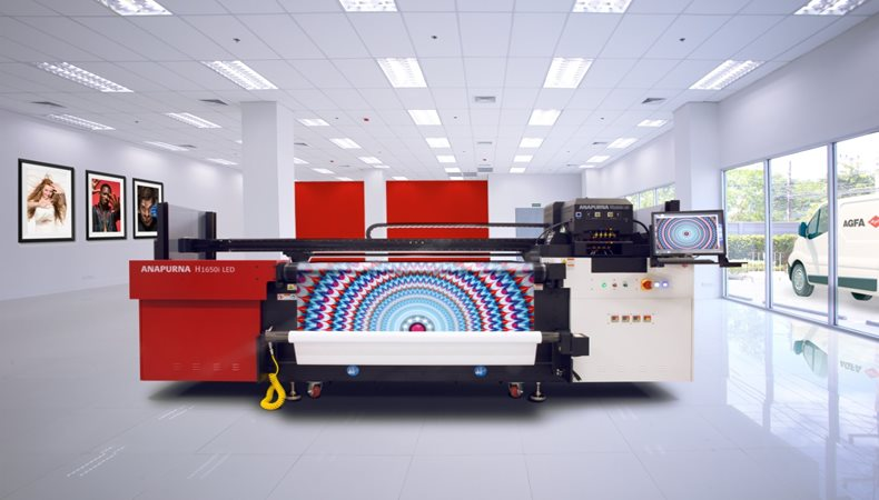 Agfa Graphics to showcase LED Hybrid Printer at FESPA Africa 2019