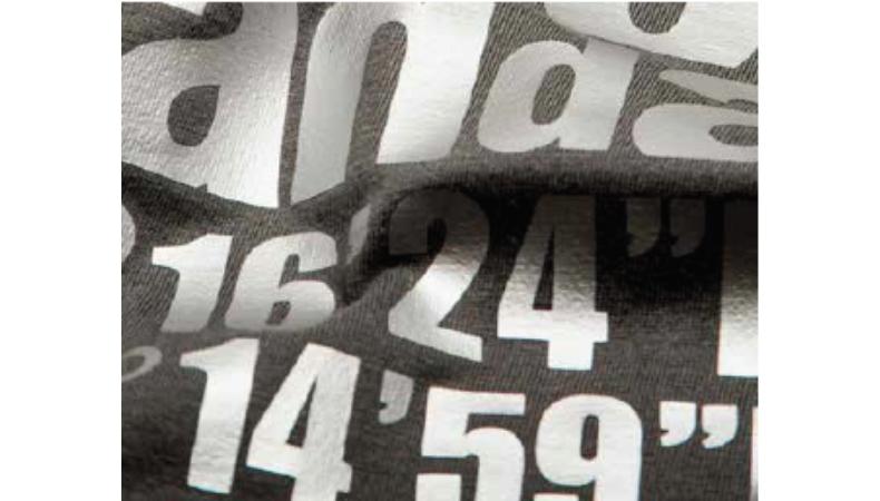 B-Flex zeigt Druckanwendungen für Teamsport und Berufskleidung